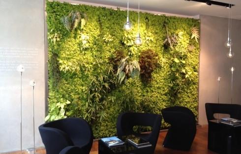 http://blog.theenduringgardener.com/indoor-plants/green-wall/