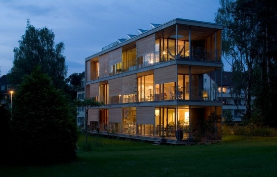 архитектурно бюро Halle 52