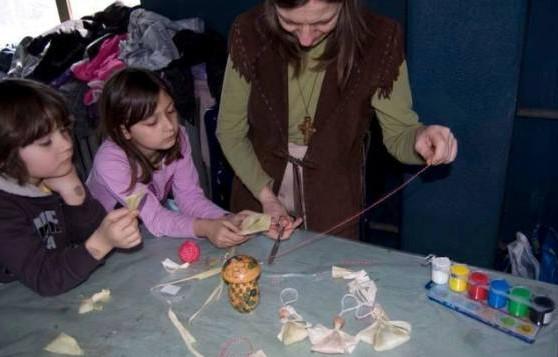 Антоанета Салфидж, координатор Детски образователен център